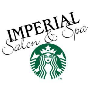 Imperial Salon & Starbucks